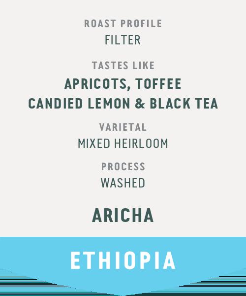 ethitopian aricha