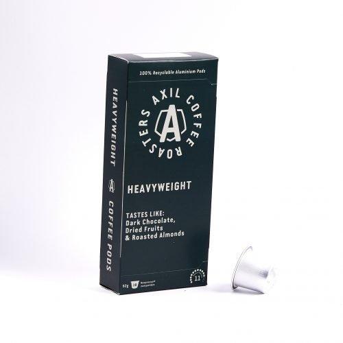 Heavyweight Coffee Pods